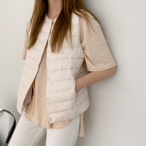 Basic padding vest
