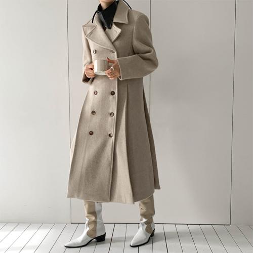 Berlin wool coat