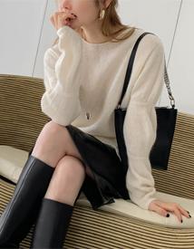 Alice volume knit