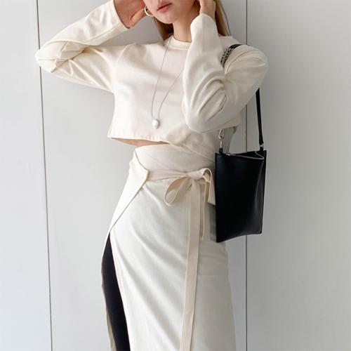 Tuna wrap dress