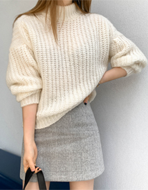 Andy mohair knit