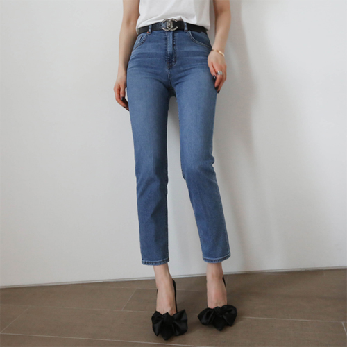 Leader denim pants