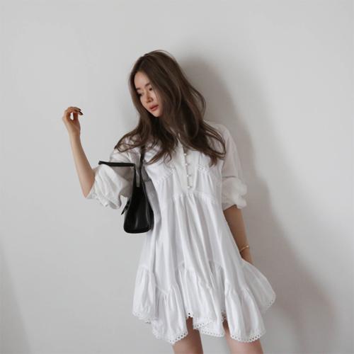 Girls unbal dress