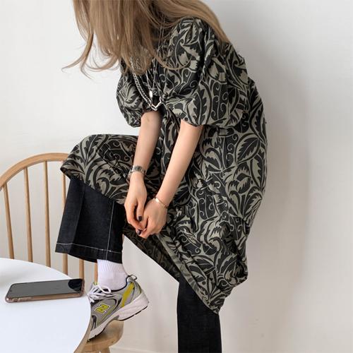 Hofmann pattern dress