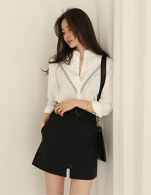 Jinni cotton blouse