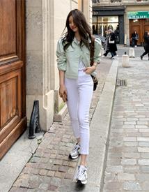 Selena skinny pants