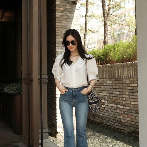 Girls line blouse
