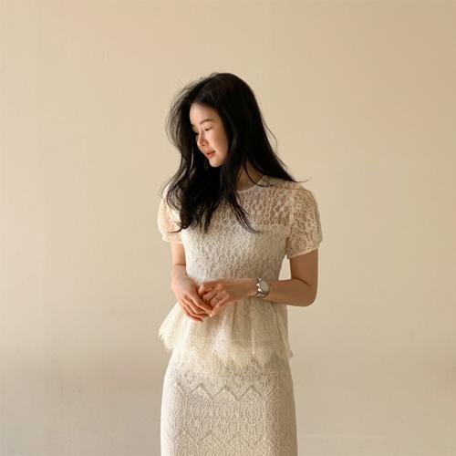 Logi lace blouse
