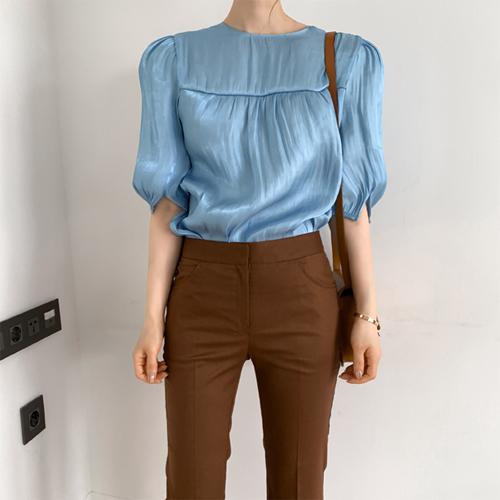 Shining summer blouse