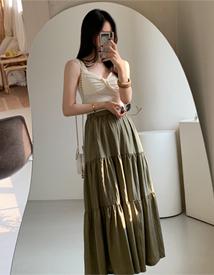 Like long skirt