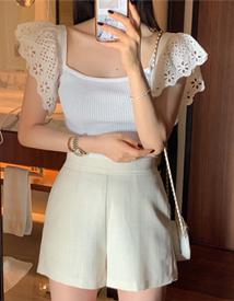 Lovely lace knit