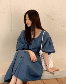 Move long dress