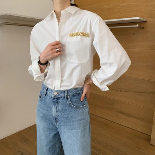 Ari chain shirt
