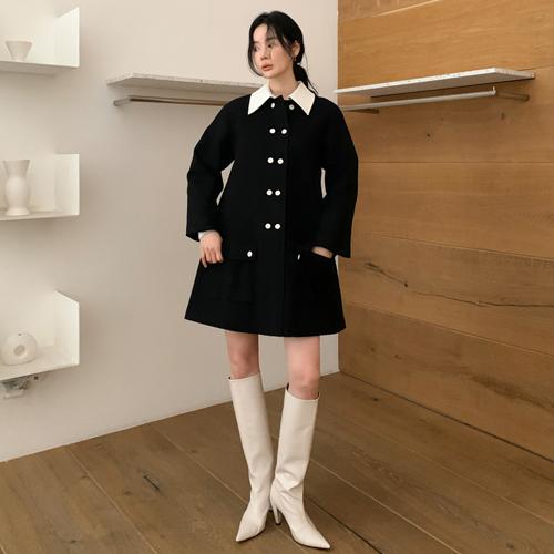 Miyu double coat *12월4일이후 입고예정*