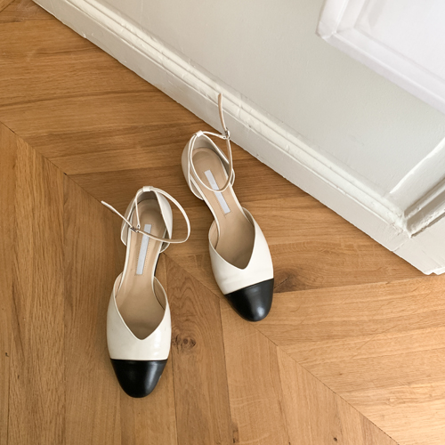 Hepburn flat shoes ♩