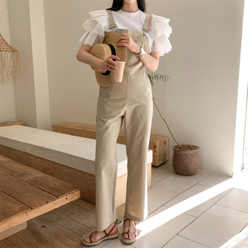 Cutie cotton overall