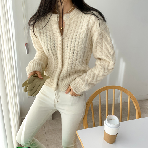 Root cable cardigan