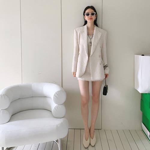 Daisy tweed jacket