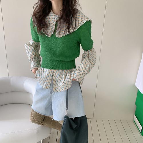 Candy banpal knit
