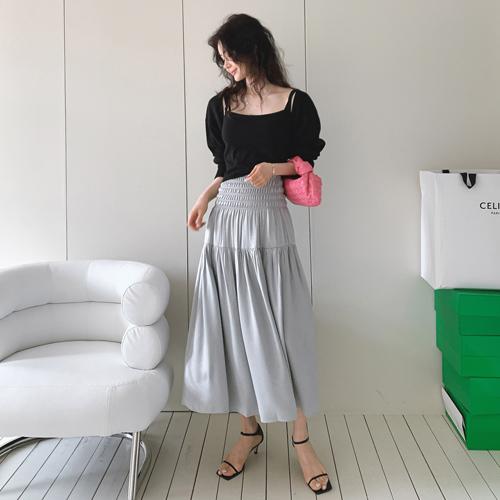 Bliss long skirt