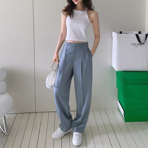 Double line pants