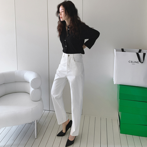 Sleeve button pants