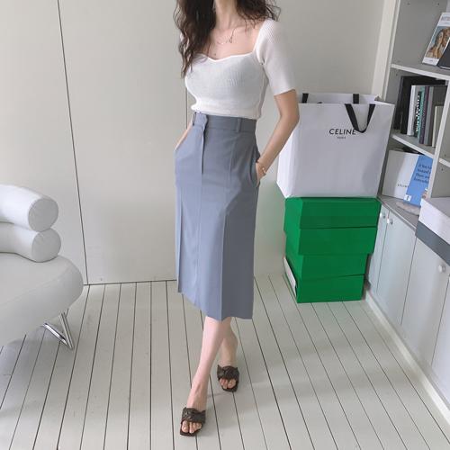 Laelly wool skirt