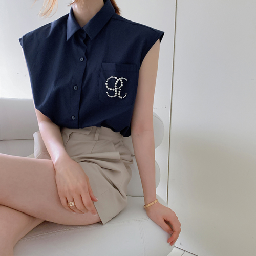 Initials jinju shirt