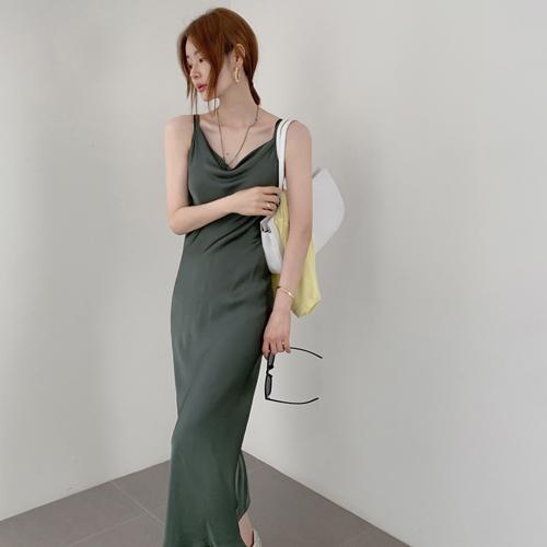 Dell slip dress