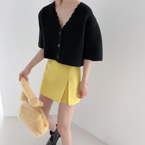 Amber mini skirt