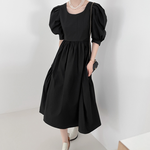 Goody puff dress